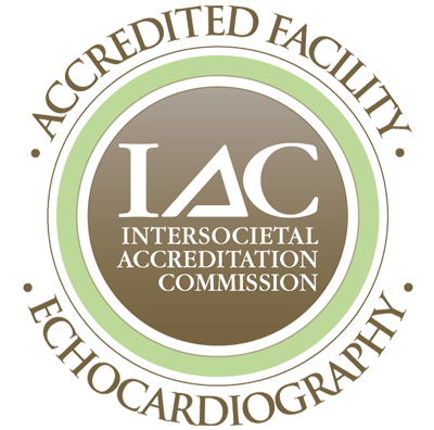 IAC Accredited Facility Echocardiography