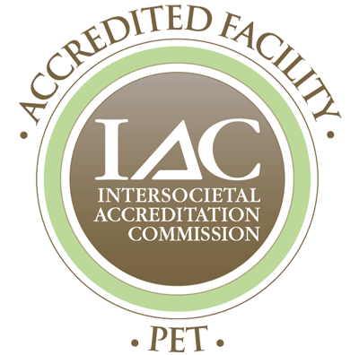IAC Accredited Facility PET
